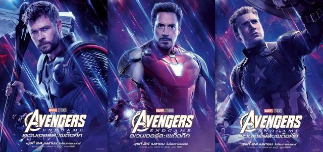 Thor Captain America Iron Man Vs Thanos