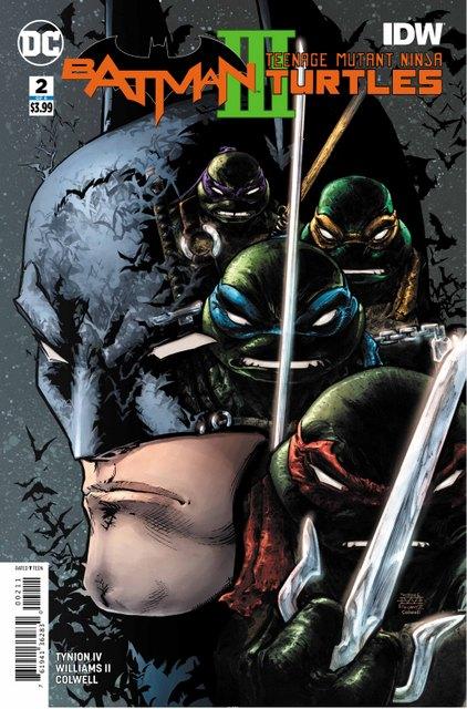 Batman Teenage Mutant Ninja Turtles Iii 2 Lyles Movie Files