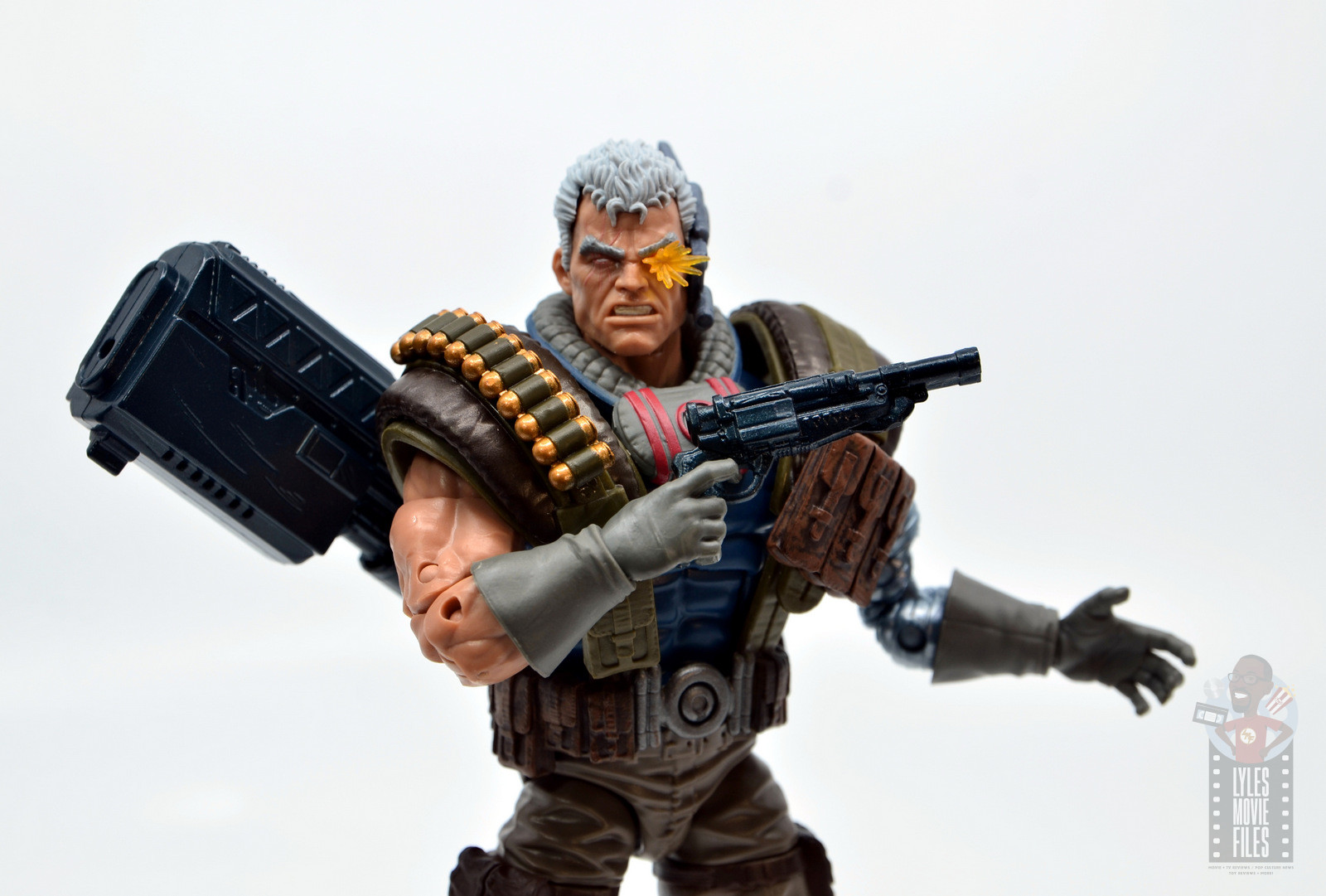 marvel legends CABLE  deadpool sasquatch wave