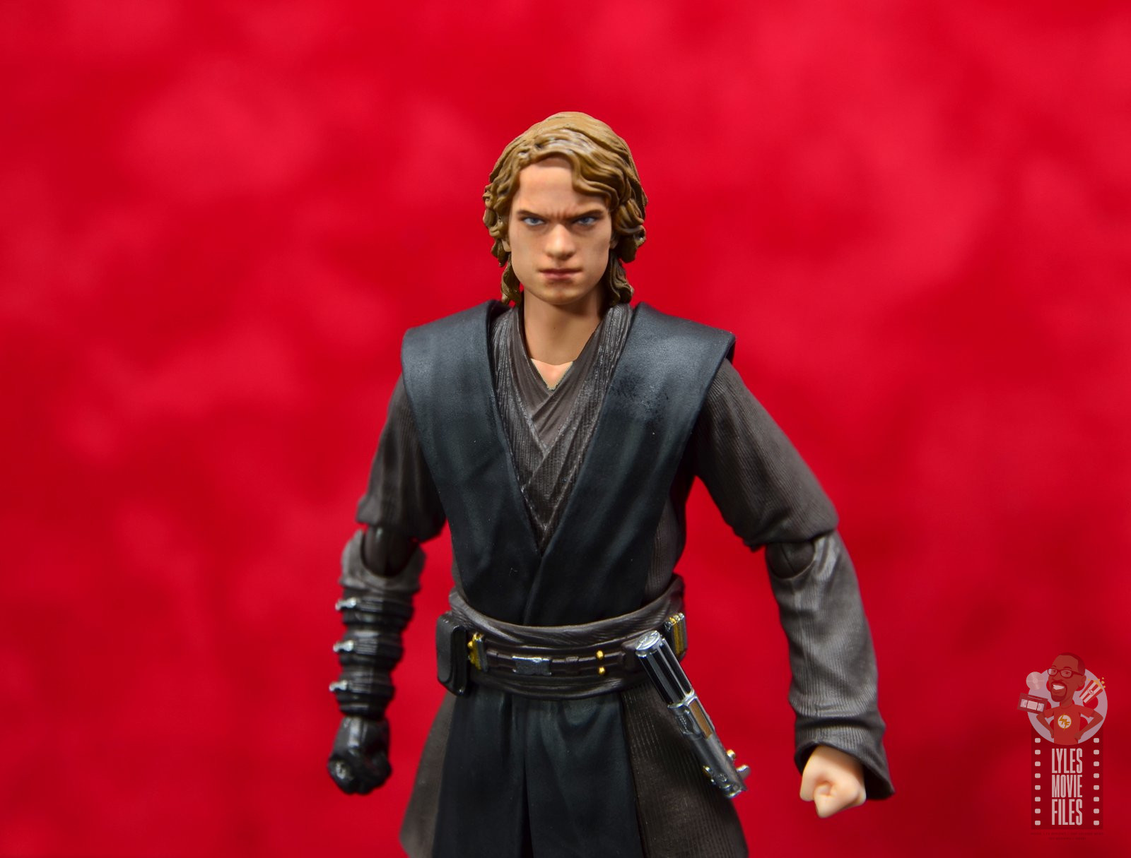 Sh Figuarts Anakin Skywalker Figure Review Revenge Of The Sith Lyles Movie Files